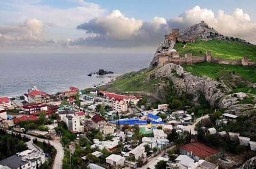 Снять частный сектор в Судаке Крым